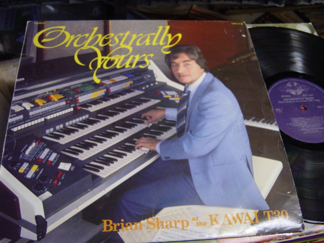 Brian Sharp - Orchestrally Yours - Grosvenor GRS.1120
